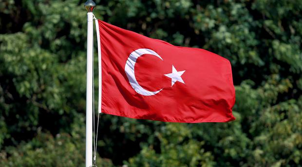 The attack on the Turkish team happened as the players were travelling to the airport at Trabzon