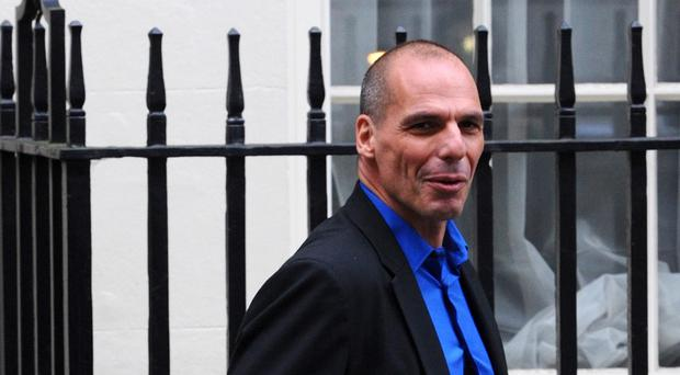Yanis Varoufakis is in the US for talks with the International Monetary Fund and the US Treasury