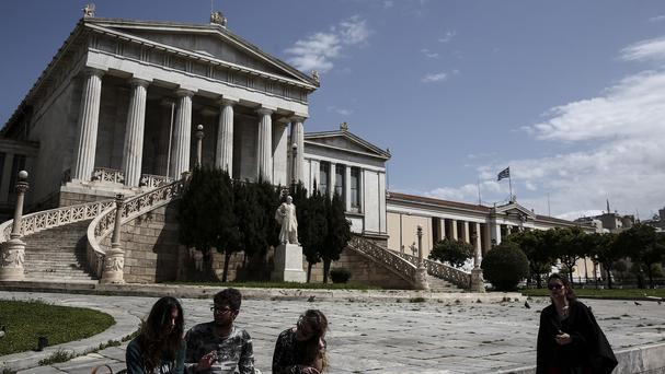 Greece and its international creditors are still struggling to agree on a list of economic reforms (AP)