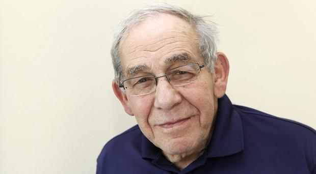 Stanley Kutler fought for the release of Richard Nixon's secret Watergate tapes (The Capital Times/AP)