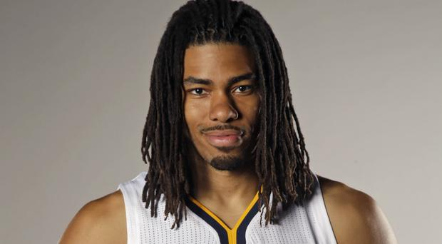 Indiana Pacers forward Chris Copeland was stabbed outside a Manhattan nightclub (AP)