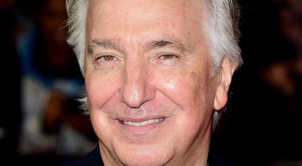Alan Rickman was 'married to the word' of his script in The Butler, writer-producer Lee Daniels has said
