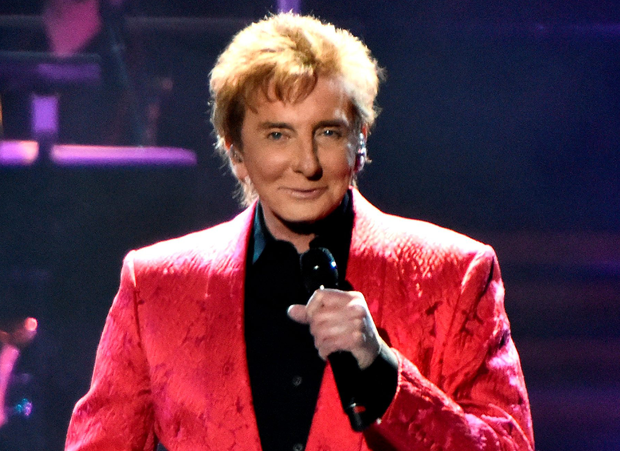 Hitched: Barry Manilow