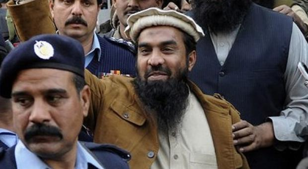 Zaki-ur-Rehman Lakhvi is the main suspect over the Mumbai terror attacks in 2008 (AP)