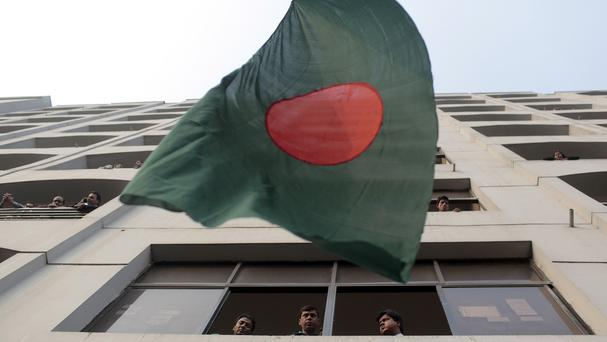 Mohammad Qamaruzzaman was hanged inside the central jail in Dhaka for war crimes