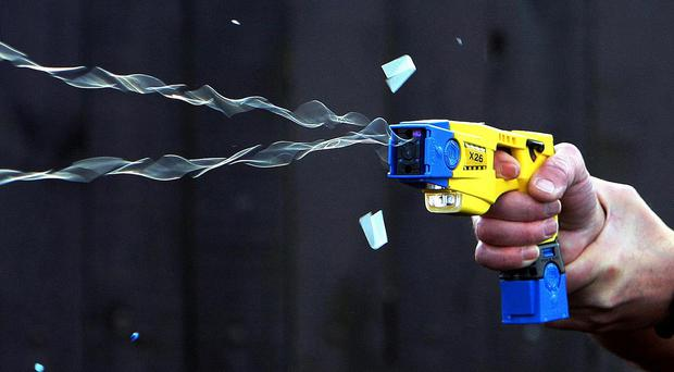 Reserve officer Bob Bates has said he thought he was using his Taser