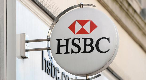 HSBC said earnings were boosted by higher revenues and lower charges for bad loans but operating expenses were up as past misconduct weighed on the bank