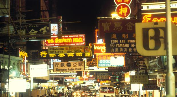 The number of cross-border mainland Chinese travellers to Hong Kong has been on the increase