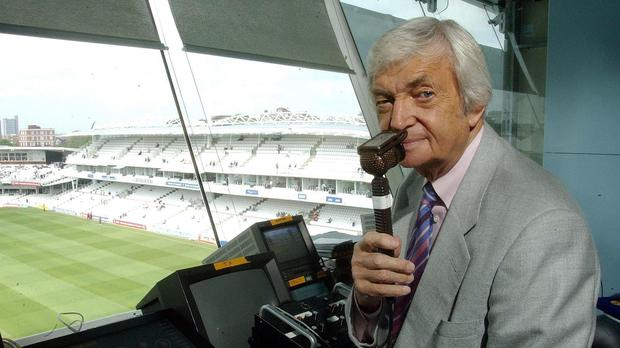 Cricketer and commentator Richie Benaud died at the age of 84
