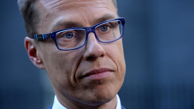 Finnish prime minister Alexander Stubb said he wants to cut spending by four billion euro if successful in the election