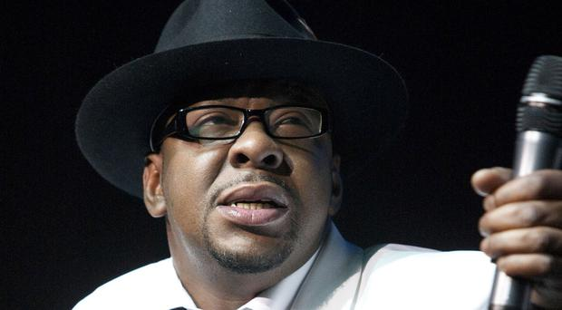 Bobby Brown told the crowd at a concert that his daughter Bobbi Kristina was