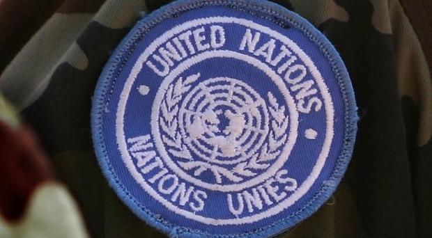 A bomb has gone off on a bus carrying UN employees in Somalia, police say