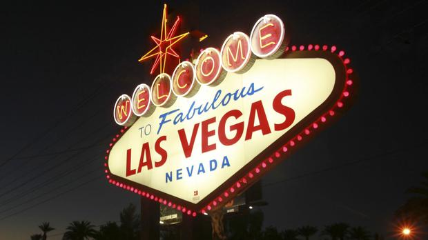 Betty Willis, who designed the famous Welcome To Fabulous Las Vegas neon sign has died (Las Vegas Sun/AP))
