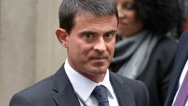 Prime minister Manuel Valls says France has stopped five terror attacks since January