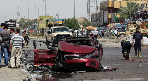 Violence continues to plague Baghdad (AP)