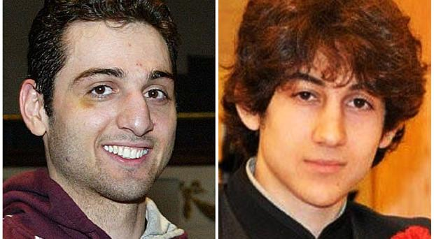 Tamerlan Tsarnaev, left, and his younger brother Dzhokhar were responsible for the Boston marathon bombing