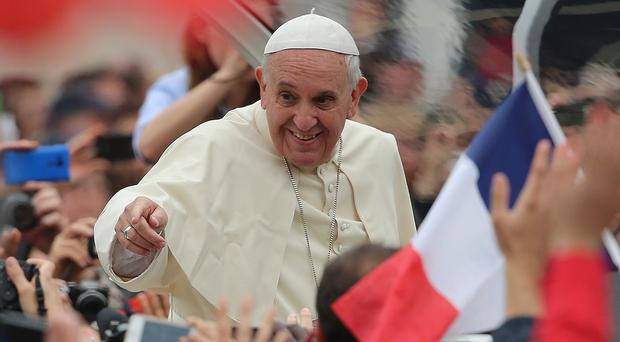 Pope Francis has been praised over his focus on climate change, which he hopes will help influence climate change talks in Paris later this year