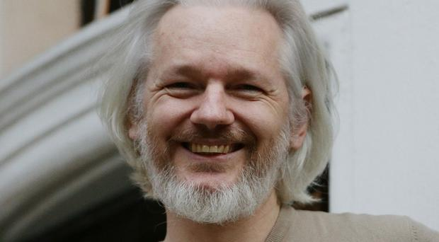 Julian Assange remains in the Ecuadorian Embassy in London