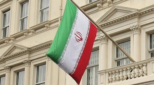 The incident comes at a critical time in Iran's relations with the West amid talks about its contested nuclear programme