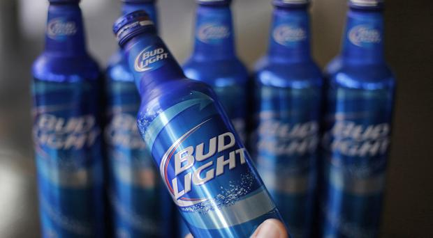 Anheuser-Busch apologised over a Bud Light slogan (AP)