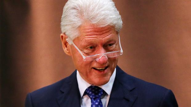 Bill Clinton attended a €1,600-a-head fundraising event for Hillary in 2007