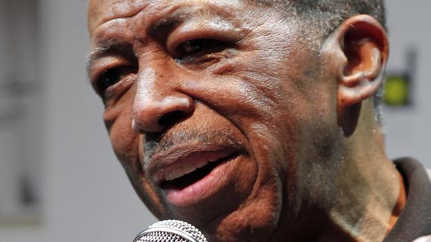 Ben E King, the singer of Stand By Me and Spanish Harlem, has died aged 76 (AP)