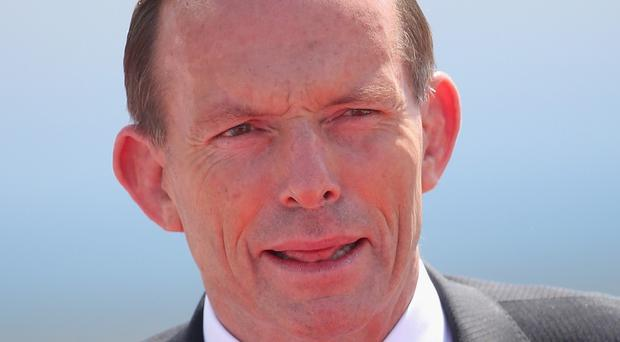 Tony Abbott said there had been contact at official level between Australia and Europeans