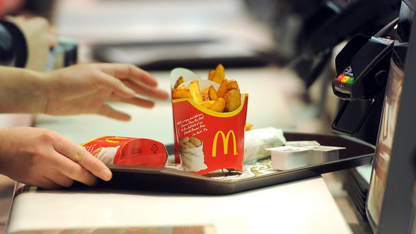 McDonald's has 27 restaurants in Northern Ireland