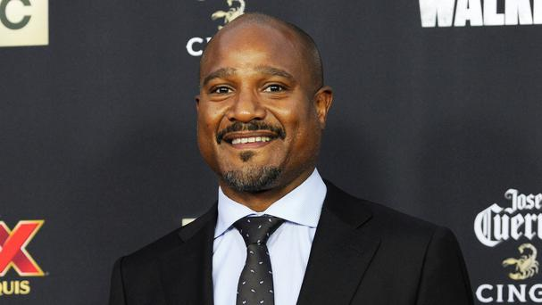 Seth Gilliam, pictured in 2014, is facing drink-driving and drug charges (AP)