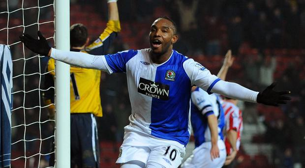 Former Blackburn Rovers star Benni McCarthy was targeted in Johannesburg