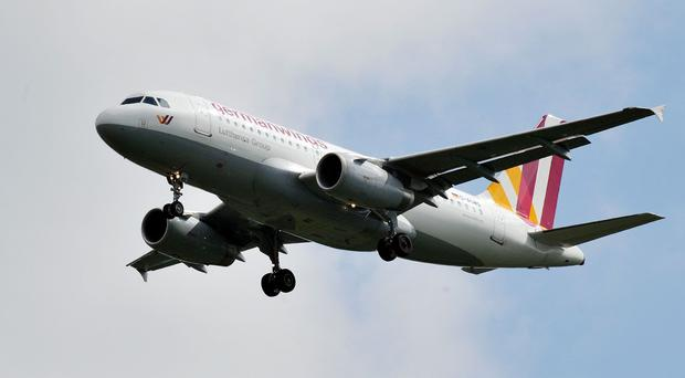 Germanwings Flight 4525 crashed in the Alps on March 24