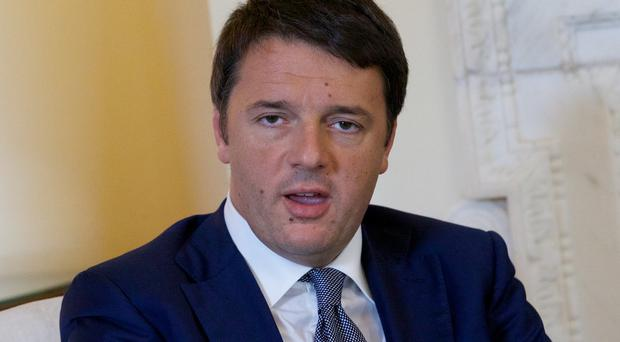 Italian prime minister Matteo Renzi has been criticised over his comments