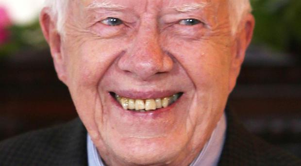 Jimmy Carter was US president from 1976-1980