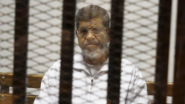 Mohammed Morsi was Egypt's first freely elected president