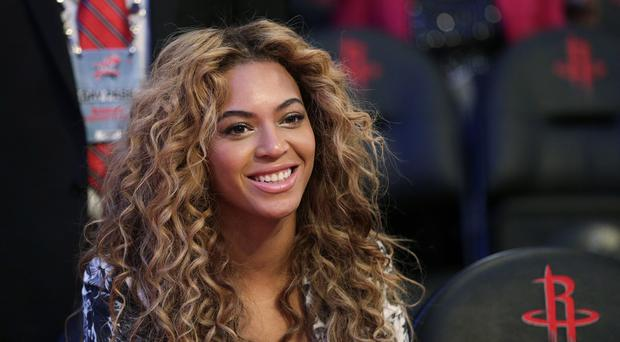Music superstar Beyonce has visited Haiti to look at progress made since the devastating 2010 earthquake (AP)
