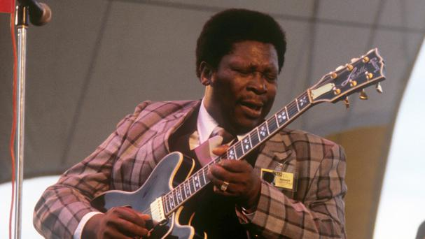 BB King's body is going on public view in Las Vegas