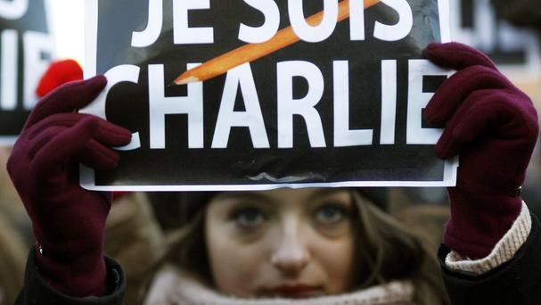 The terrorist attack in Paris targeted the satirical magazine Charlie Hebdo