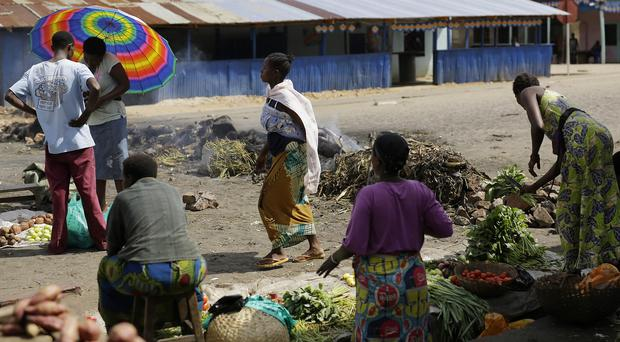 Turmoil in Burundi is affecting other countries (AP)