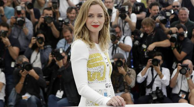 Emily Blunt called the report 'very disappointing' (AP)