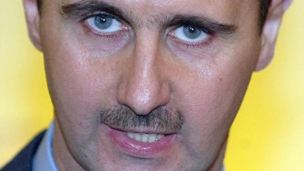 The army of Bashar Assad is preparing a counter-attack against Islamic State