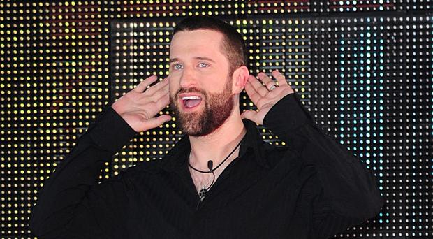 Dustin Diamond, pictured when he took part in Celebrity Big Brother in 2013