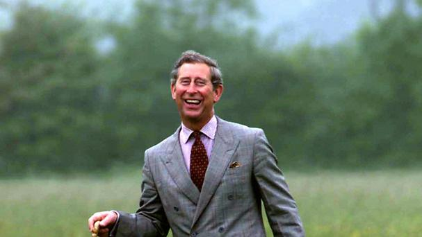The Prince of Wales is a big fan of the countryside and wildlife in Romania