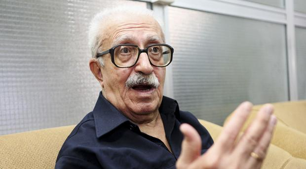 Tariq Aziz was the highest-ranking Christian in Saddam's government and was the international face of the regime for years. (AP)