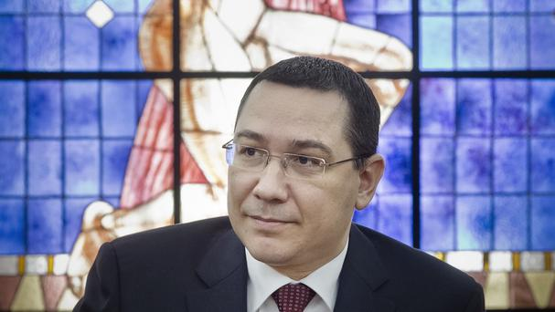 Victor Ponta said the resignation of his government would cause a