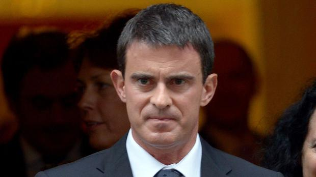 French Prime Minister Manuel Valls is accused of wasting taxpayers' money