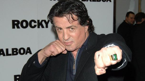 Robert Chartoff produced all seven movies in the Rocky series, which starred Sylvester Stallone