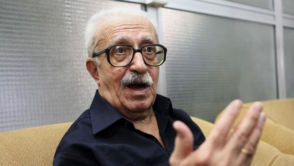 Tariq Aziz died last week in prison in Iraq (AP Photo/Hadi Mizban, File)