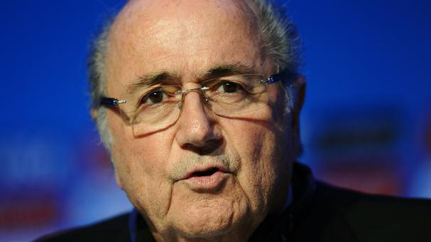 Fifa president announced on June 2 that he will resign