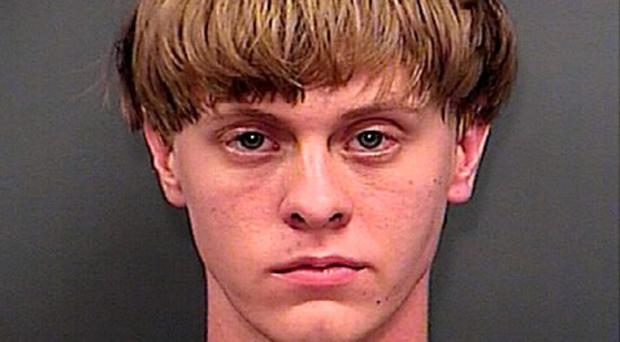 Charged: Dylann Roof