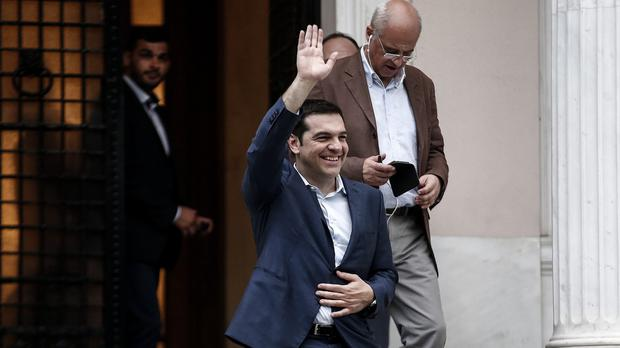Alexis Tsipras presented the leaders of Germany, France and the European Union over the weekend with a proposal